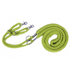 Lunging rope - Lime