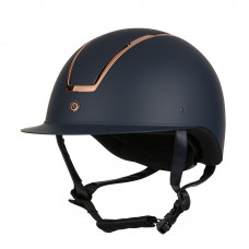 Atmos Metallic Helmet with Wide Visor