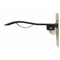HKM Saddle rack, metal, foldaway