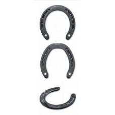 Cemtec SP riding shoes - Front, Toe clip, 3/8 winding studholes, 8mm
