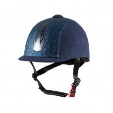 Horze Triton Galaxy Helmet Blue