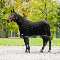High Neck cooler rug II black/black