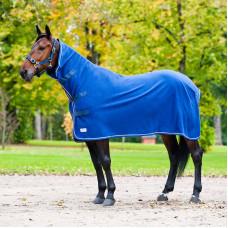 High Neck cooler rug II blue/blue