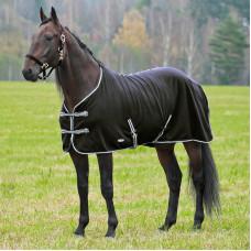 Cuddle Fleece Blanket Black