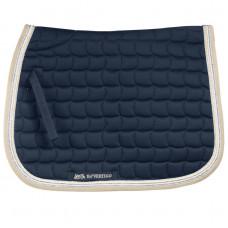 B Vertigo Montana All Purpose Saddle Pad blue