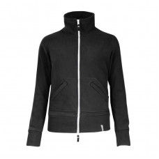 Horze Lanie Women's Club Fleece Jacket Black