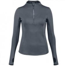 Horze Brittany Functional Women's Shirt Asphalt Dark Grey